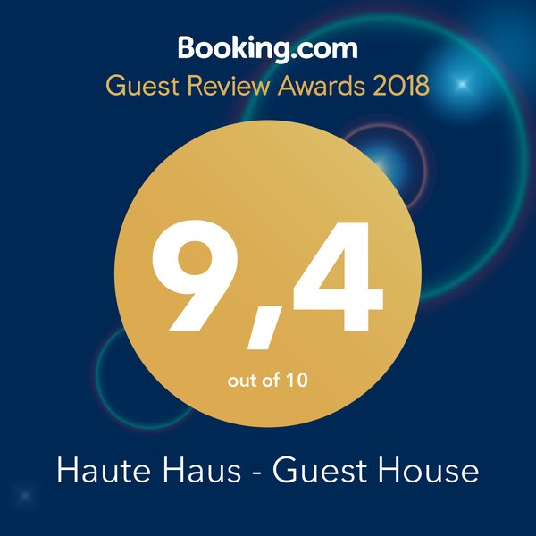 review-2018-Booking-para-a-Guest-House-Haute-Hauss-Florianopolis-Lagoa-da-Conceicao-nota-94